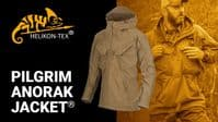 Helikon Pilgrim Anorak Jacket - Taiga Green